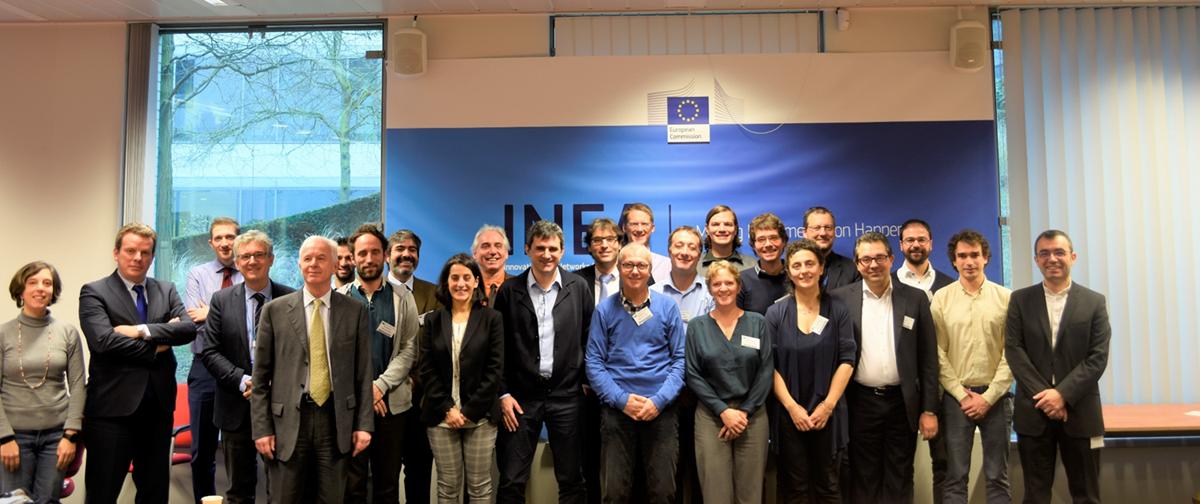 NOVEMBER 26TH, 2019, H2020 3rd CSP Workshop, Brussels, Spain